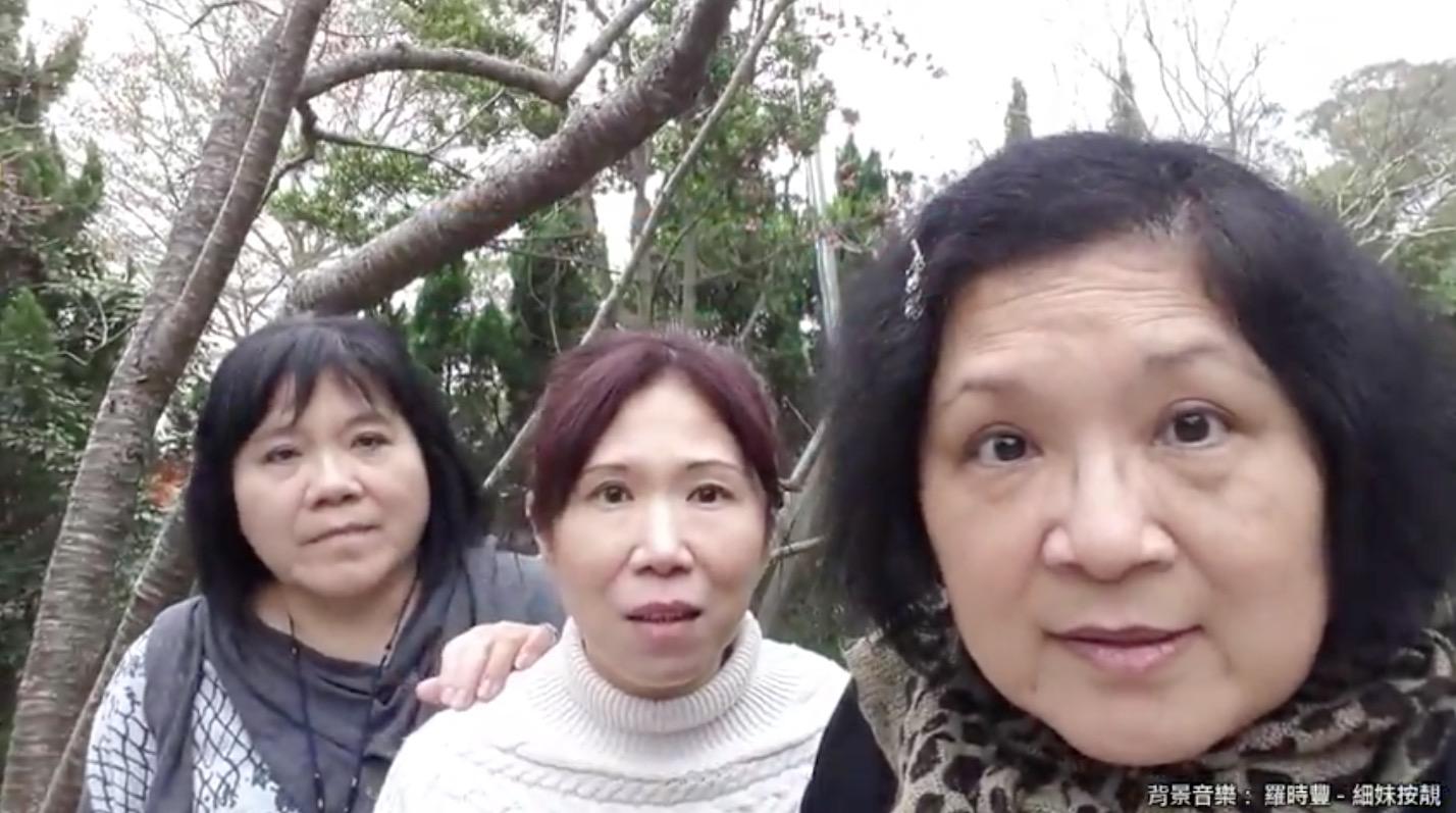 3位媽媽第一次玩自拍!卻不小心錄下「超可愛解壓神片」:到底拍了沒?
