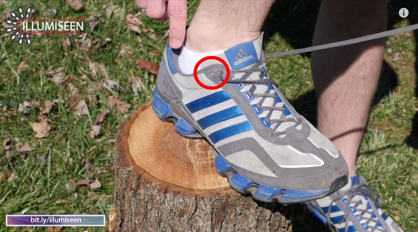 不單只是綁鞋帶!球鞋上「最後一個洞」對腳超重要 健康的好處完全超乎想像~