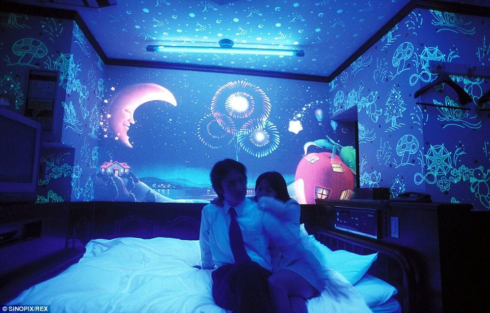 日本Love Hotel