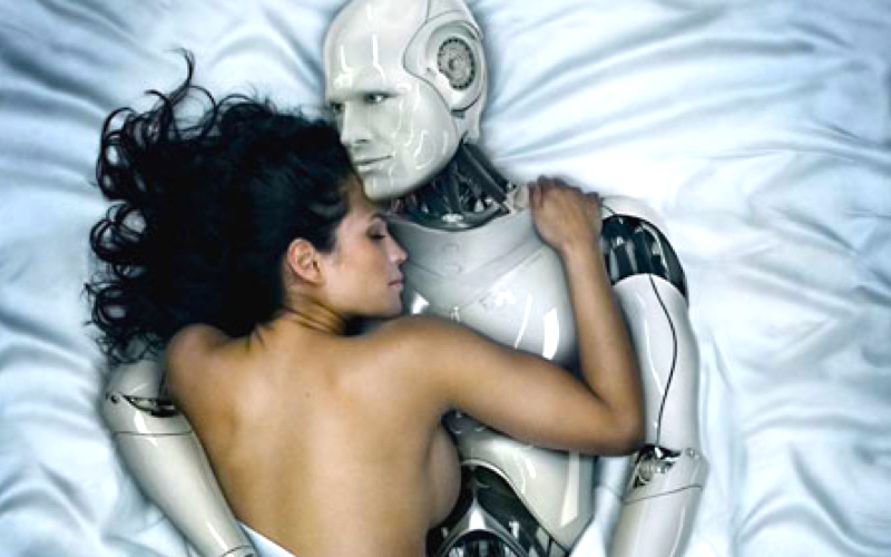 專家大膽預言未來50年,人類的「愛愛對象」會是機器人?!