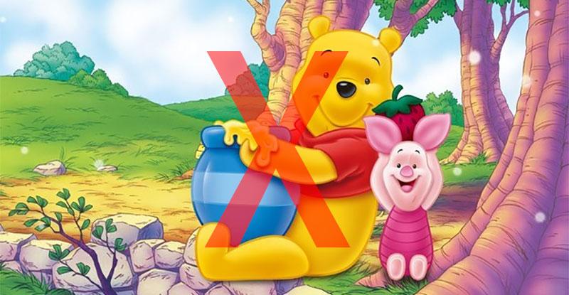 我的天啊!原來小熊維尼「根本就不是男生」 果然蜂蜜罐裡藏了很多秘密