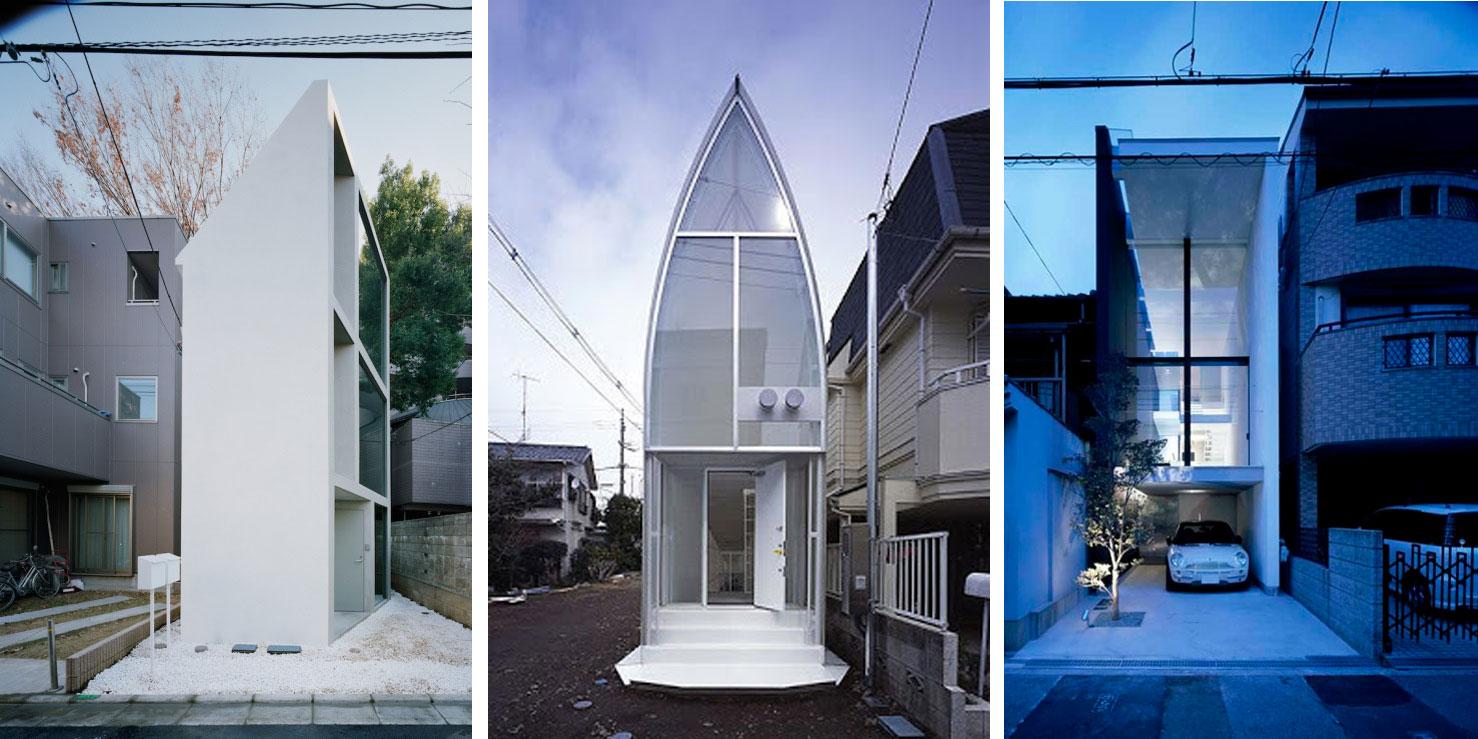 10棟窄到懷疑真的能住人的「日本迷你宅」 走進門卻什麼都有還能打滾!