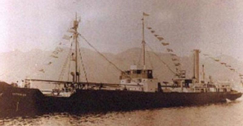 從來沒人成功登船!「幽靈船」自己航行38年 其他船員想上去時天氣就會驟變...