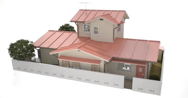 用360度3D技術完美重現「大雄和哆啦A夢的家」 看內部細節才知道原來他們是有錢人啊!