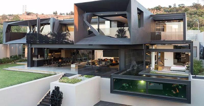 30個比爽片還要令人興奮「會讓你每天做美夢」的超完美房屋設計