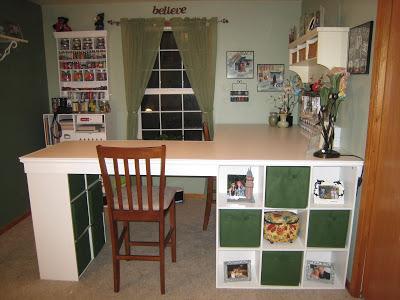 她將3個IKEA書架擺在一起時看起來很Low 但最後「不到4000的神級家具」完成時所有人都愛死了!