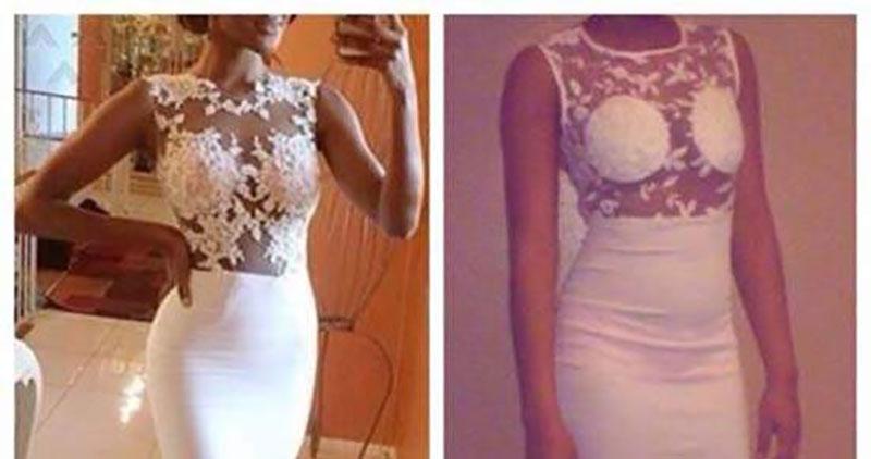 20個勇敢過頭「竟然敢在網路上買婚紗」的悲慘新娘