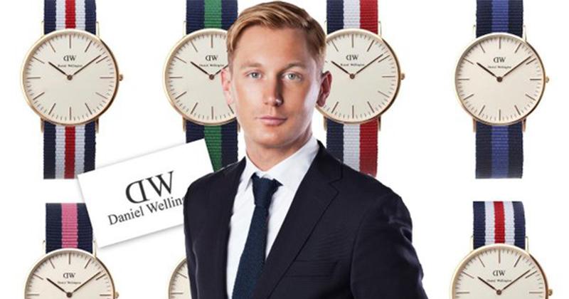 5年前他只是個買不起勞力士的窮小子 如今已成為了創立「超人氣DW手錶」的57億老闆!