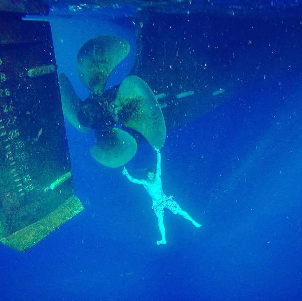 22張照片證明「海洋恐懼癥比密集恐懼癥還要恐怖」