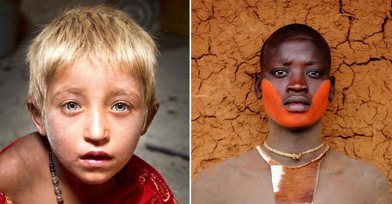 他走訪各國拍下「23個不同民族的臉孔」 看完才知道我們以前的目光都太狹隘了!