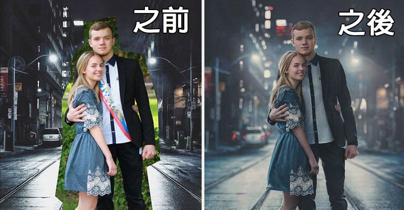 21張顛覆你想像的「修圖境界:神級」照片 原形畢露的樣子糗到想哭!