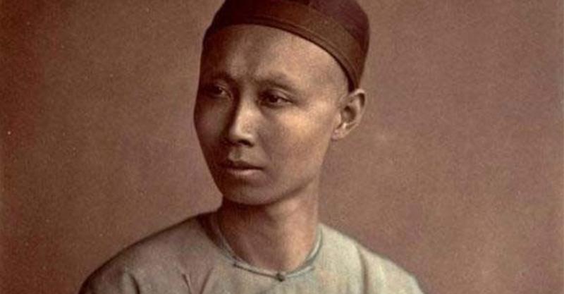 宮廷劇騙很大?13張罕見歷史照看到「清朝人真實模樣」 富二代帥到不輸現代人!
