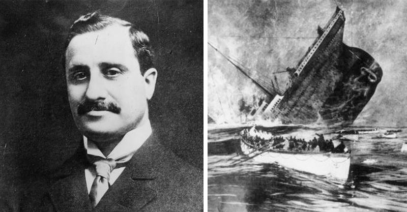 鐵達尼號職位最高生還者 多年後終於公開「只有他知道」沉船現場狀況