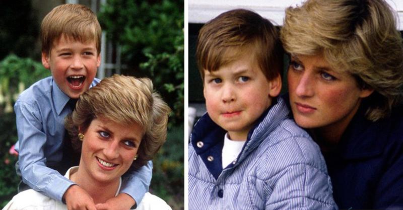看到兒子須行禮!黛安娜王妃離婚被剝奪頭銜 小威廉暖心承諾「等我當上國王」