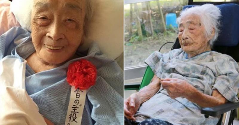 真正的女神!「世界最高齡117歲奶奶」結束傳奇人生 生日和昭和天皇只差3天