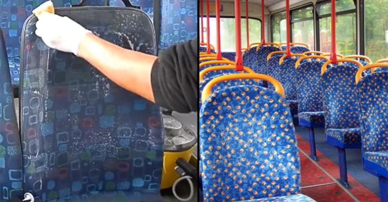 公車座椅花色超怪?其實是「超心機考量」網驚:知道真相就不敢坐下了