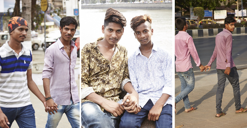 不是同志!為什麼印度男人都在手牽手?攝影師好奇一問「答案讓他慚愧到爆」