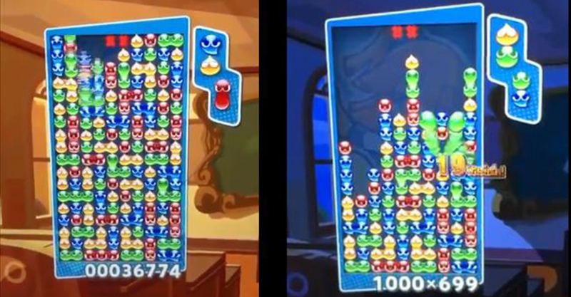 神玩家排泡泡邏輯超完美 快填滿瞬間「Ultra Combo神逆轉」一個都不留!