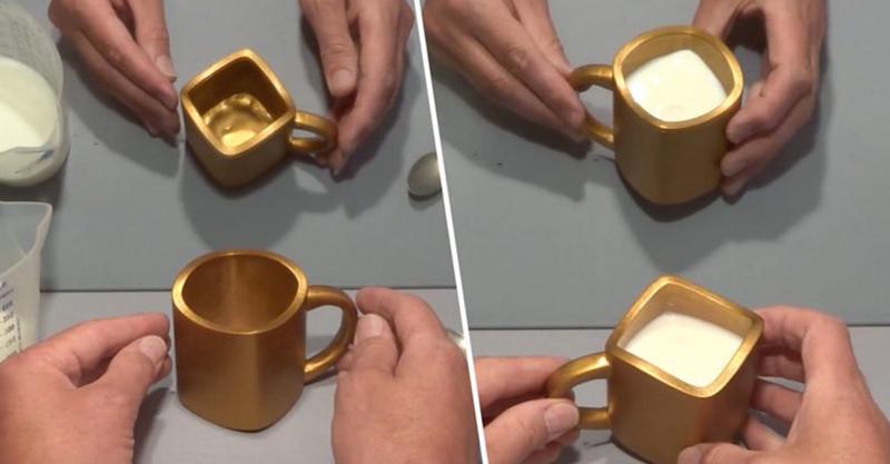 影/你看到的杯子到底是「圓的還是方的」?網友吵翻了!