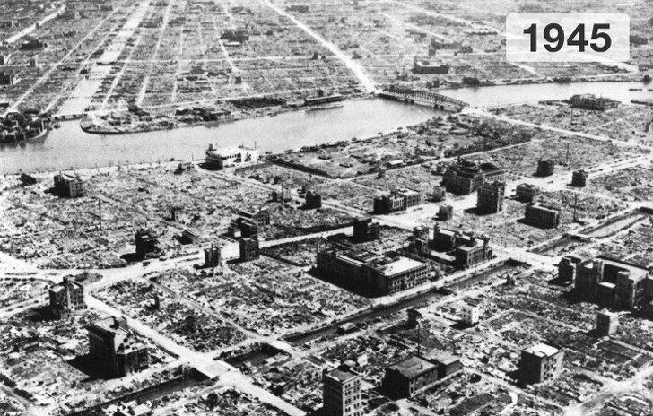 回不去的美!13個知名城市的過去樣貌 杜拜20年差很大~