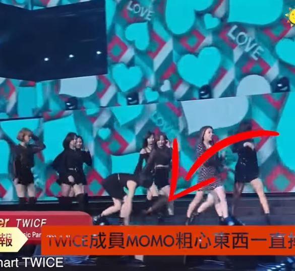 TWICE團魂爆發!Momo跳舞「狂噴裝」 Sana兔子跳跟後頭撿戰利品!