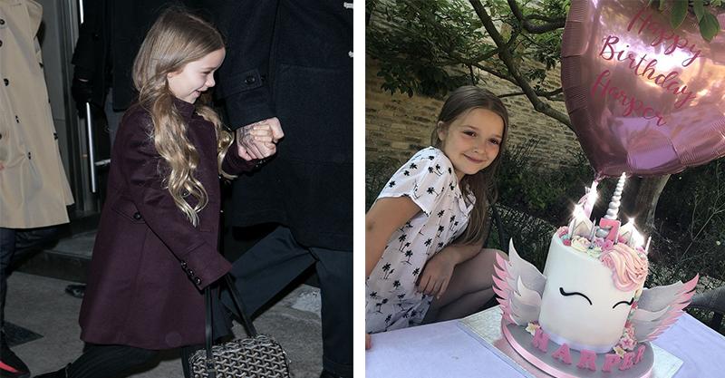 世上最幸福小孩!貝克漢女兒「小哈波」超幸福 2項鐵的紀律是絕對「老爸老媽嚴厲禁止」