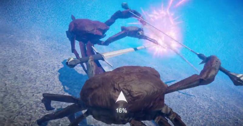 海鮮之戰!超刺激《螃蟹大戰》遊戲爆紅 網笑噴:這作者嗑了什麼?