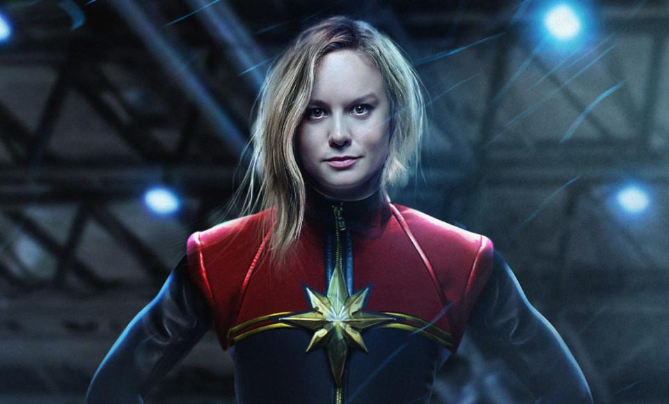 漫威最強英雄《驚奇隊長》首支預告釋出!超能力正式曝光、阿嬤卻突然被揍?