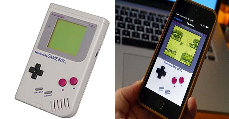 任天堂被爆暗中策劃要把「你的手機變GameBoy」 手機殼蓋上直接開始玩!