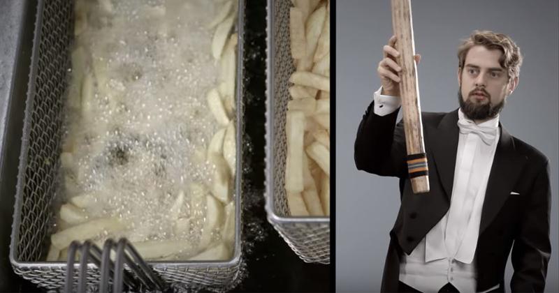 用樂器模仿聲音!管弦樂團神還原「烤香腸聲」 0違和感讓網驚:以為是現場