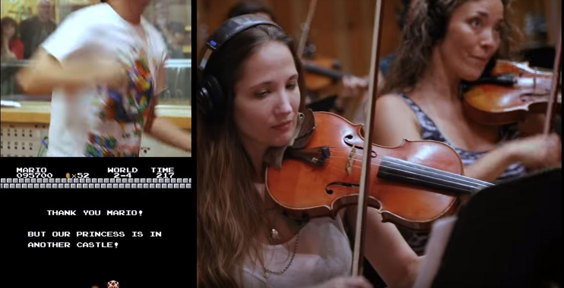 交響樂團完美還原「瑪力歐遊戲全關卡」音樂!邊聽邊在回憶裡打關...忍不住就跪著聽完