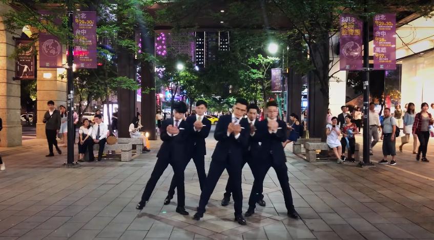 影/這次是台灣!日機械舞團「世界秩序」公開新MV 台北美景、美食滿滿帶入❤