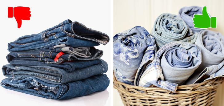 洗完顏色變超醜?5個會毀掉你衣服的「洗牛仔褲錯誤」 溫度是關鍵!