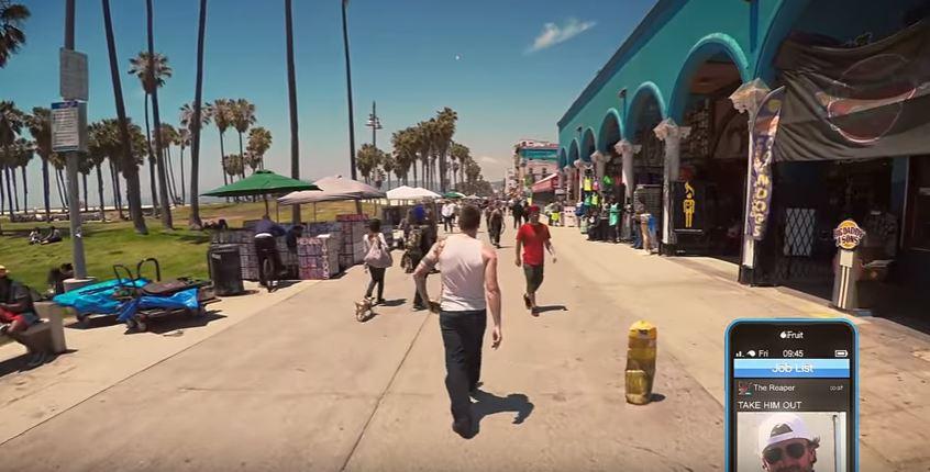粉絲把《俠盜獵車手5》場景帶到現實世界!超神還原網友驚:根本分不出真假