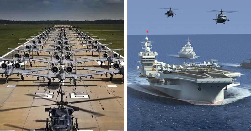 承認中國真的太強大!美國防新報告「讓蔡英文會哭出來」:在未來台海之戰,會輸給中國