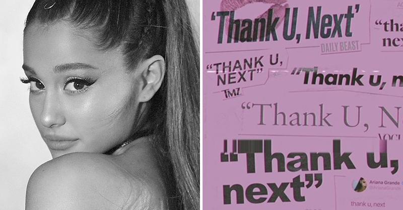 亞莉安娜新歌「出現4位前任名字」 正能量打臉前男友:謝謝教會我傷痛!