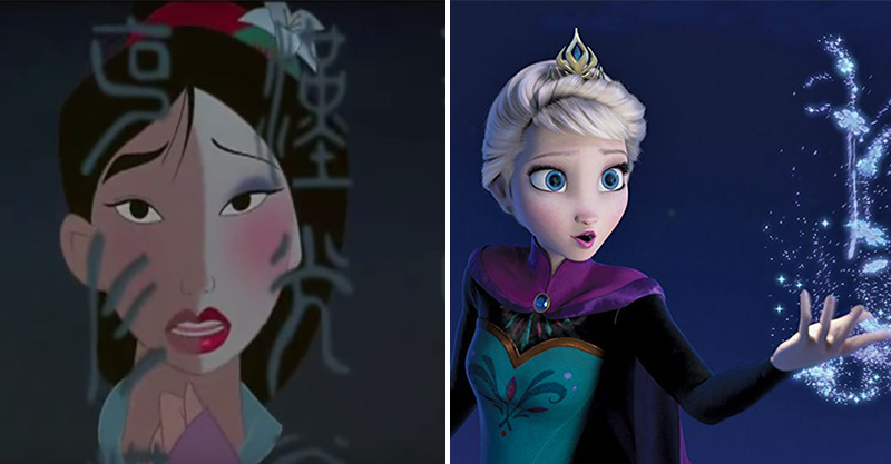 誰最會唱?迪士尼公主「歌喉大排名」 艾莎竟然不是第一名啊~