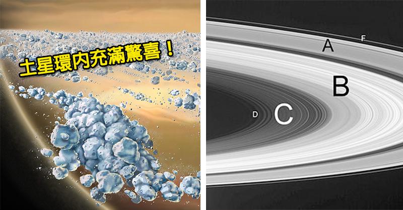 NASA太空船衝進土星環 驚覺裡面「天然氣比俄羅斯多100倍」但天氣也太差了吧(°ロ°٥)