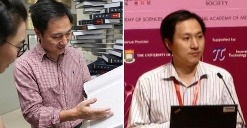 霍金預言成真!首對「基因人工編輯」雙胞胎中國誕生 只為不染愛.滋...後果將引來舊人類滅.絕