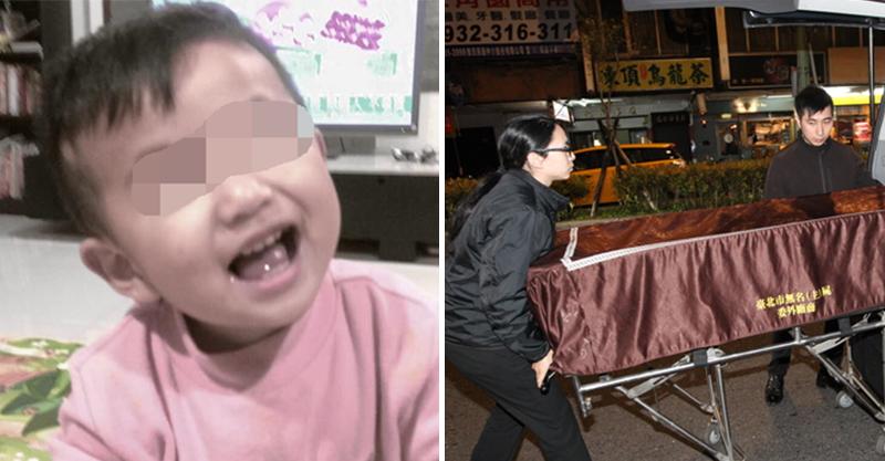 2歲小男童「回來看媽媽」 偵訊完母親大腿飄腐.臭味...員警發毛又心疼:這孩子還是愛媽媽