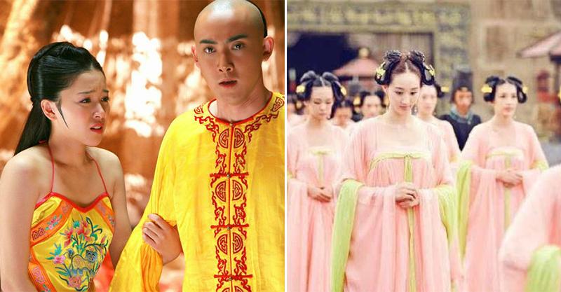 其實皇帝超笨!結婚前還要8個宮女「先試婚」 房間內先教好上陣技巧...搞大肚子卻被關進冷宮