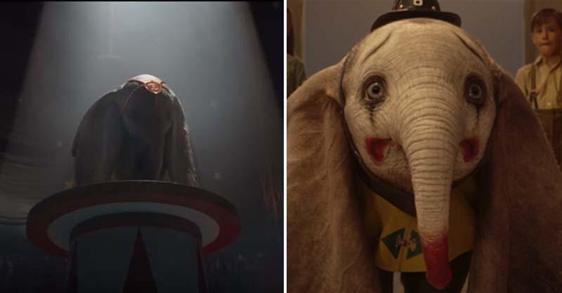 感動到哭片/迪士尼釋出《小飛象》完整預告 比起可愛動畫...真人版更多人性的醜惡!