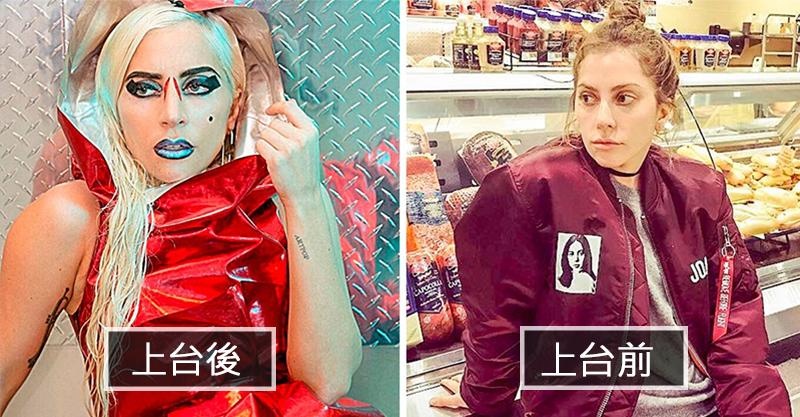14個好萊塢明星「超越卸妝魔咒」 Lady Gaga拍完戲根本臉蛋比路人甲還糟!
