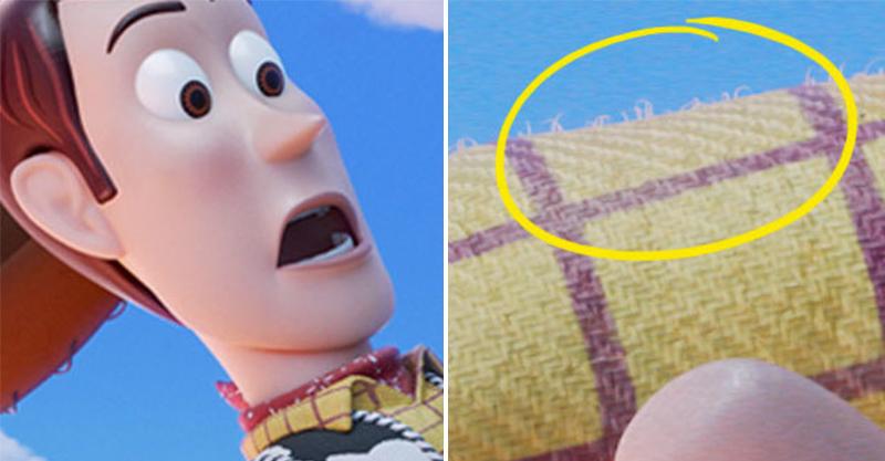 為什麼皮克斯超強大?19個《玩具總動員4》預告出現的「超誇張細節」 塑膠刮痕太母湯!