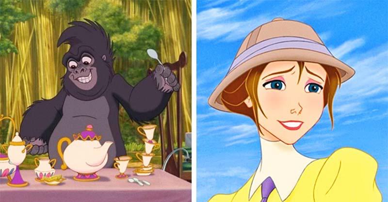 11個讓你驚呼「有可能ㄟ~」迪士尼電影推理 虎克船長其實幹掉小美人魚的媽!