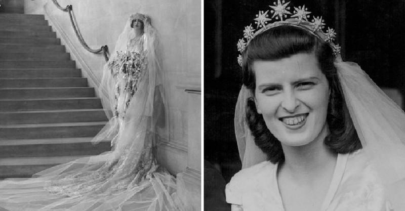 9件「比王室結婚還豪華」的最美婚紗 鐵達尼號乘客身上的連女皇都想要!