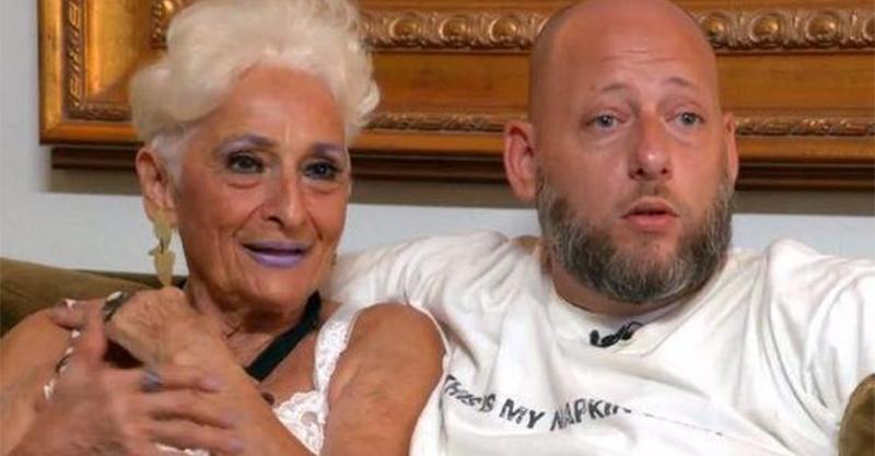 越老越有幹勁!82歲阿嬤揪39歲小鮮肉 「床上黑皮」之前先讓慾望球球滾過身體...