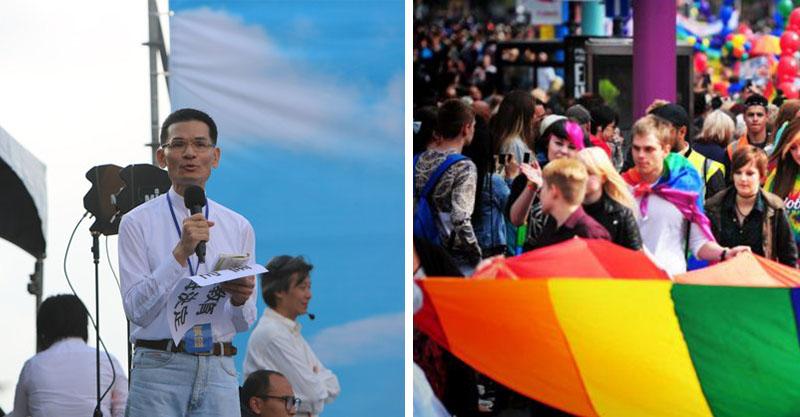 才公投完馬上反悔!愛家盟看結果「秒後悔12案」堅持反對 絕不會給政府「給這些同性戀立法的機會!」