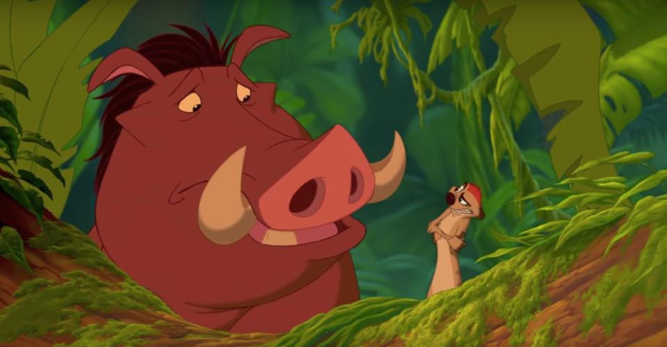 11個「你跟林北開玩笑嗎」的《獅子王》的隱藏真相 他曾嗆:這部片會紅我下跪!