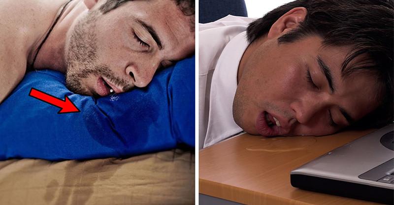 8個方法讓你起床「不再看到濕濕的枕頭」 減肥竟然也能防止睡覺流口水!